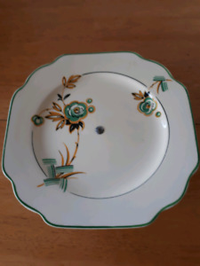 Beautiful antique serving plate.