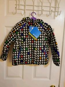 Brand New Columbia Girls Jacket