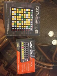 Novation Launchpad + Launch Control - Never Used!