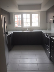 Brand new Townhouse for rent in Oshawa 4 beds, 2 1/2 Bath, 2250