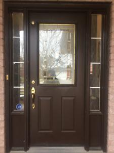 Door, Exterior Entrance System