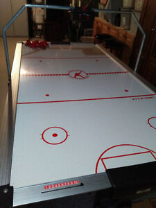 Awesome air hockey table