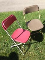 Chairs and table rental*****FREE Delivery*****