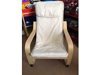 Ikea kids poang chair