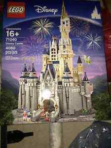 Lego Disney Castle Strathcona County Edmonton Area image 1