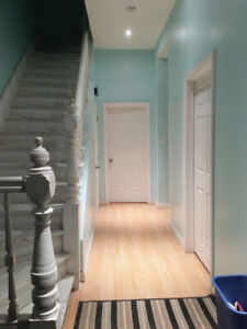 Sublet in McGill ghetto with a Queen Bed! (all inclusive)