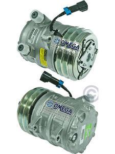 New Seltec OEM AC A/C Compressor: 10352017, 488-42017, 2521256, 10352017