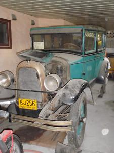 1927 Whippet Sedan