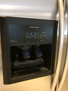 "KITCHENAID 36"" side by side refrigerator West Island Greater Montréal image 2"