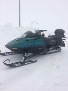 Ski-doo 600 grand touring