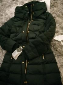 Zara Puffer Coat.