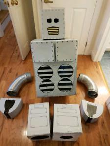 Adult robot costume - Intergalactic beastie boys
