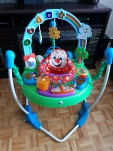 Exerciseur / sauteuse / jumper fisher price