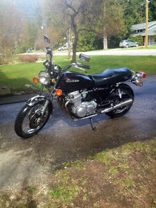 CB 750 air cooled for sale