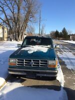 1992 ford ranger! Wicked deal!