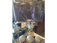 Beautiful crystal effect lamp REDUCED
