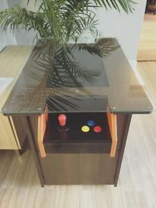 Arcade Cocktail table with Pinball and Pac-Man - Table arcade Regina Regina Area image 6