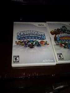 skylanders spyros adventures Wii compatible with Wii U