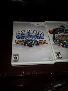 skylanders spyros adventures Wii compatible with Wii U