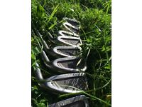 Set of Maxfli golf irons 3-PW
