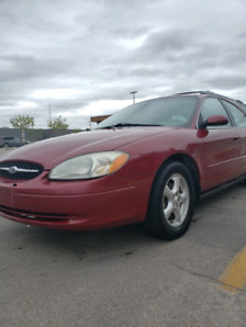 Ford Taurus wagon,new safety,  clean title