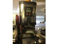 Lincat tea urn hot water boiler