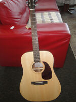 MARTIN/SIGMA ACOUSTIC/ELECTRIC GUITAR BRAND NEW $499 OBO