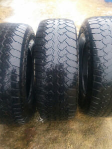 for sale 3,,,,265 70 17 motomaster total terrain a/t2