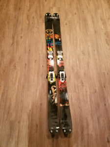 K2 Shreditor 92 with Marker Squire Bindings Reduced