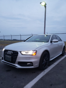 2014 Audi A4 Technik LIMITED S-LINE