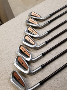 Taylormade firesole set of irons for sale