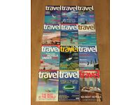 ** The Sunday Times Travel Magazine 80+ Copies **
