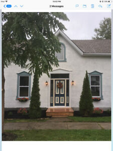 House for Sale! Charming Gothic Revival Cottage in Goderich
