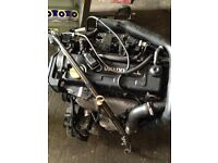 Vauxhall Astra combo corsa 1.7 dti di engine complete