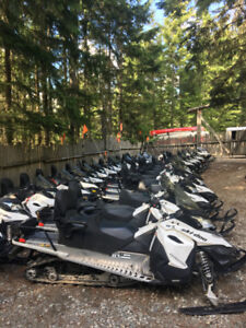 2017 SkiDoo Expedition 900Ace - $7800