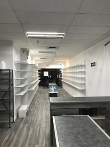 850 Sqft of Commercial / Retail space for rent