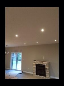 Drywall mudding, repair and Textured ceilings.  Stratford Kitchener Area image 3