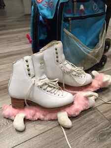 Jackson Freestyle Figure Skates Size 6B