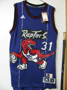 TORONTO RAPTORS ADIDAS/NBA OFFICIAL BASKETBALL JERSEY/NWT