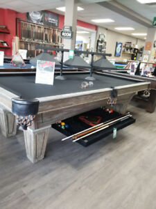 ***Pool Tables ***