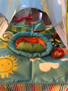 Summer Infant Pop N Jump with Canopy in EXCELLENT condition
