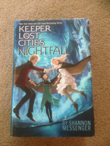 Keeper of the Lost Cities NIGHTFALL by Shannon Messenger