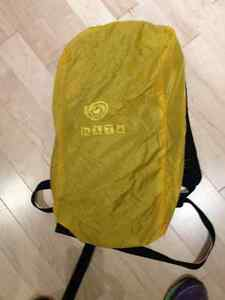 Large Napsack Style Camera Bag with Rain Cover Peterborough Peterborough Area image 5
