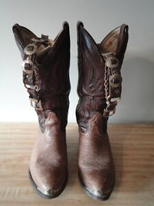 3 Pairs Western Boots