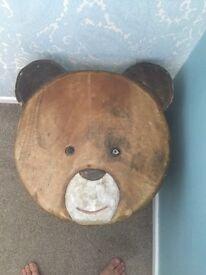 Teddy bear table