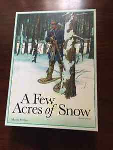 A Few Acres of Snow Board Game