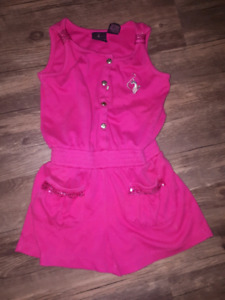 Size 4 girls summer clothes