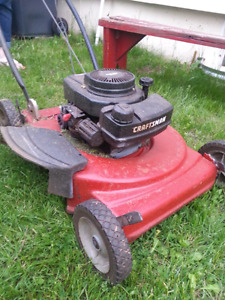 Lawn mower deck Wanted
