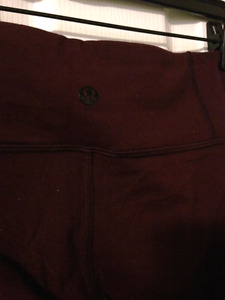 Cleaning out my closet! Lululemon 7/8 in length