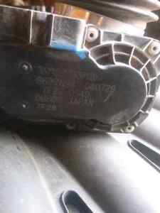 Throttle body s40 v50 2004,2008 papillon